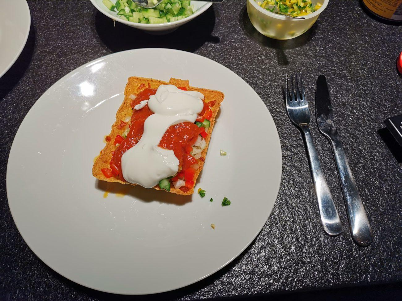 Mexikansk Taco